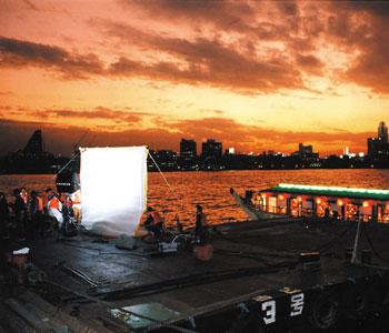 平台船イメージ