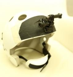 GoPro用カメラヘルメット