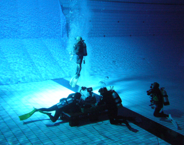 ジール撮影事業部 水上撮影 安全管理