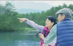JR東日本 大人の休日倶楽部 バードウォッチング(吉永小百合)篇