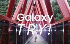 SAMSUNG Galaxy S7 edge バンジーが飛べるようになる!?篇