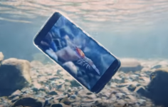 SAMSUNG Galaxy S7 edge 防水のスマホなら魚も釣れる!?篇