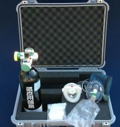 救急用酸素吸入器 2.0L