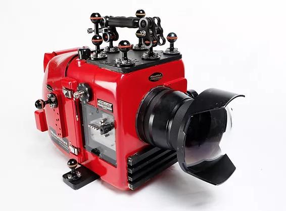 RED DRAGON/MYSTERIUM-X 水中撮影 機材レンタル |ジール撮影事業部