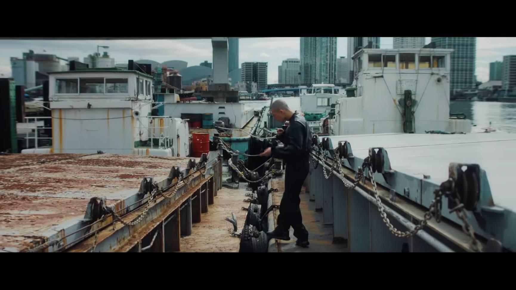 KID FRESINO, Seiho - 720 船舶撮影 PV撮影|ジール撮影事業部