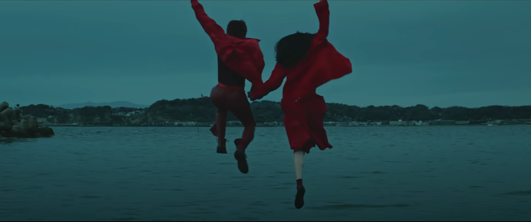 Dios 逃避行 MV撮影 水面撮影|ジール撮影事業部