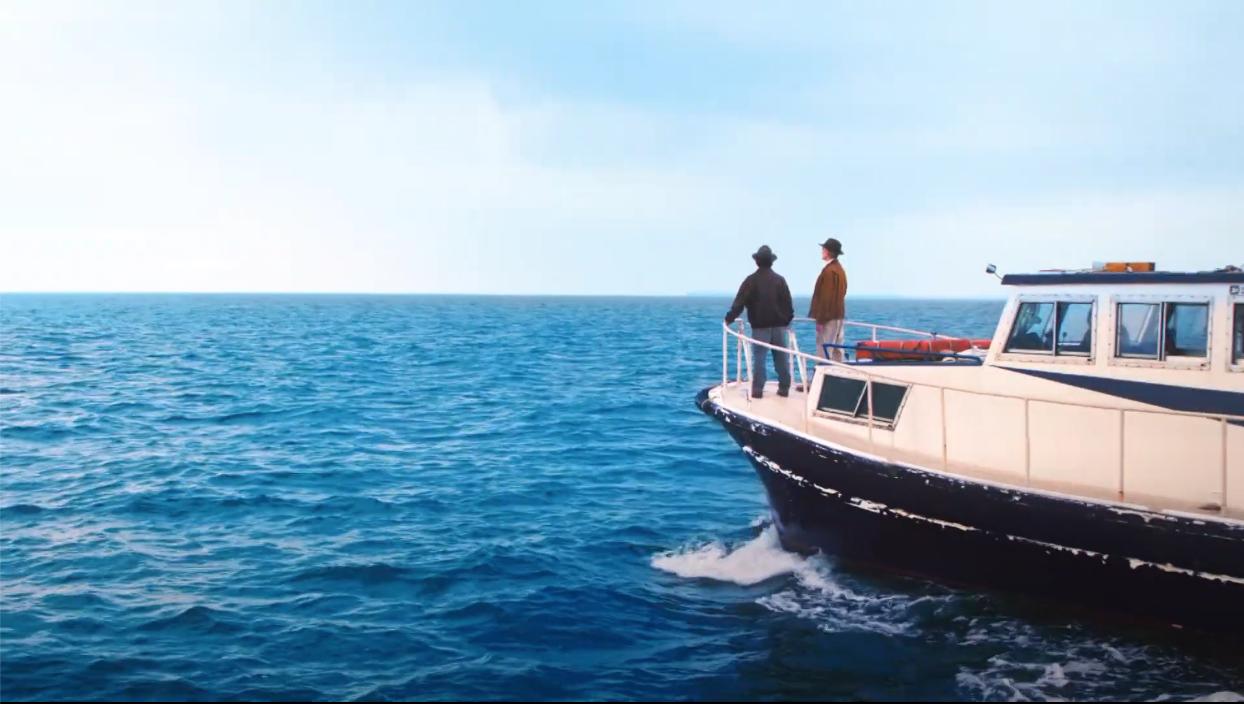 タカラレーベン CM撮影 船舶撮影|ジール撮影事業部