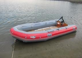 インフレータブルボート ゴムボート 6人乗り ボートレンタル|ジール撮影事業部