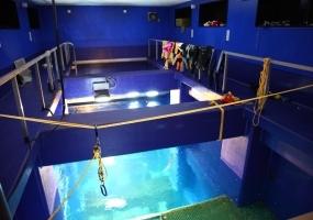 水槽のあるレストラン ロケーション|ジール撮影事業部