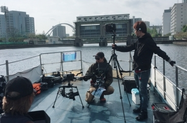 ドローン撮影 海上撮影 船舶撮影 |ジール撮影事業部