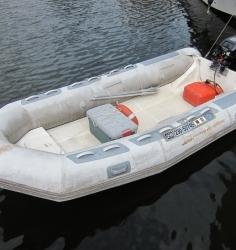 インフレータブルボート(FRPタイプ)6人乗り