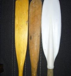木製オール