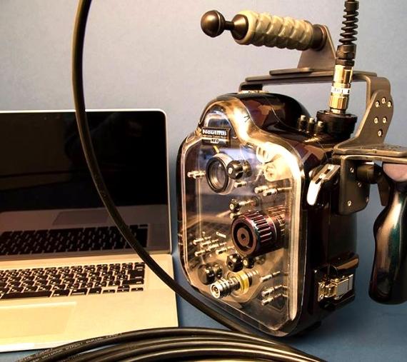 水中ブリンプ for Canon EOS-1D X Mark II レンタル ジール撮影事業部
