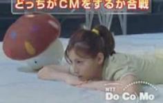 NTTドコモ ファミリー割引 ビーチフラッグ篇