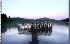 東武動物公園  カワセミ 水上合唱団篇