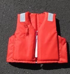 ライフジャケット 固形式 オレンジ