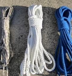 ボート用ロープ 各種