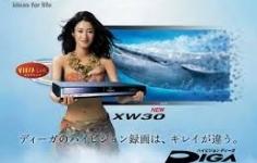 パナソニック DIGA 広告用水中スチール撮影
