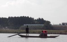 櫓櫂船(サッパ舟)