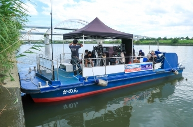 船舶撮影・海上撮影 カメラ船 |ジール撮影事業部