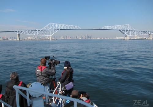 船舶撮影 海上撮影|ジール撮影事業部