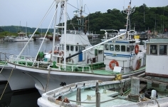 劇用船 中型漁船
