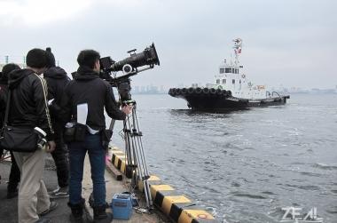 劇用船 カメラ船 タグボート|ジール撮影事業部