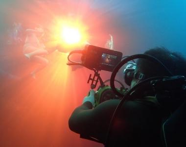 水中撮影 水中カメラ |ジール撮影事業部